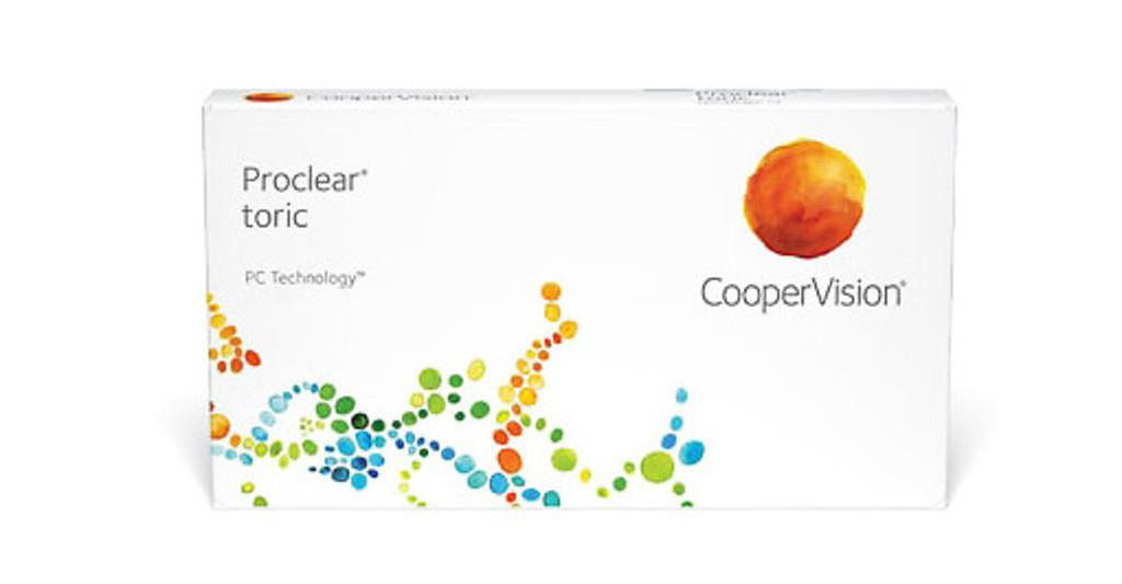 Cooper Vision   Proclear toric PC6