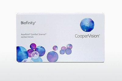 Contact Lenses Cooper Vision Biofinity BIOSH3