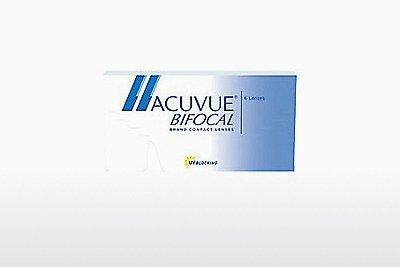 Contact Lenses Johnson & Johnson ACUVUE BIFOCAL BAC-6P-REV