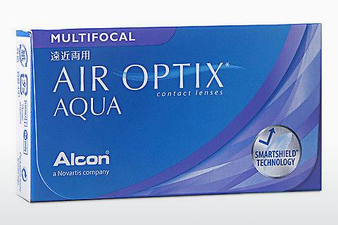 Contact Lenses Alcon AIR OPTIX AQUA MULTIFOCAL (AIR OPTIX AQUA MULTIFOCAL AOM6H)
