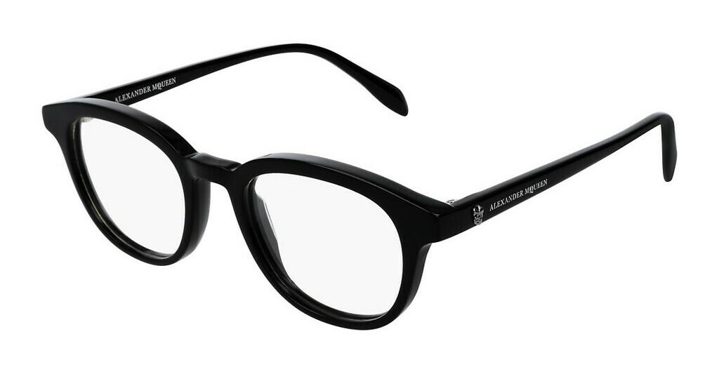 Alexander McQueen   AM0160O 001 BLACK