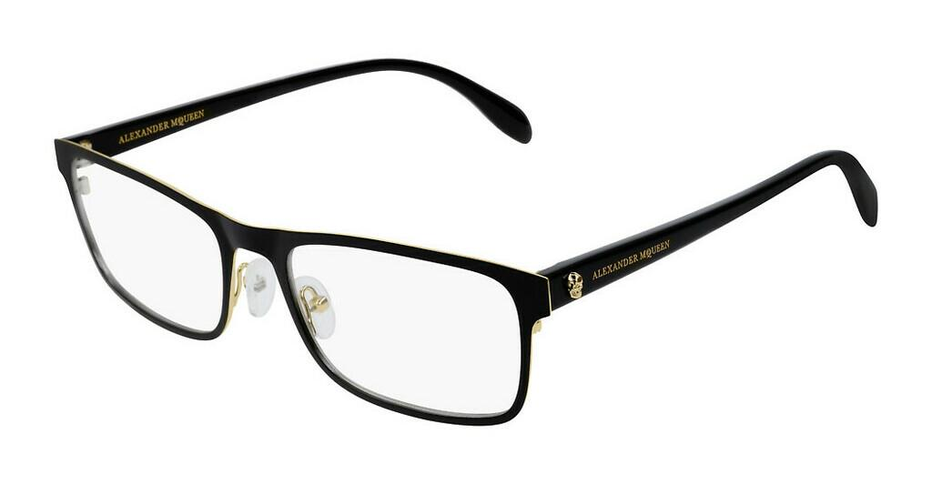 Alexander McQueen   AM0163O 001 BLACK