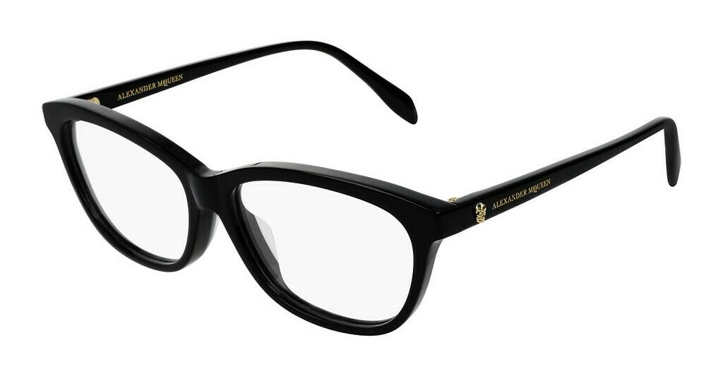 Alexander McQueen   AM0165OA 001 BLACK