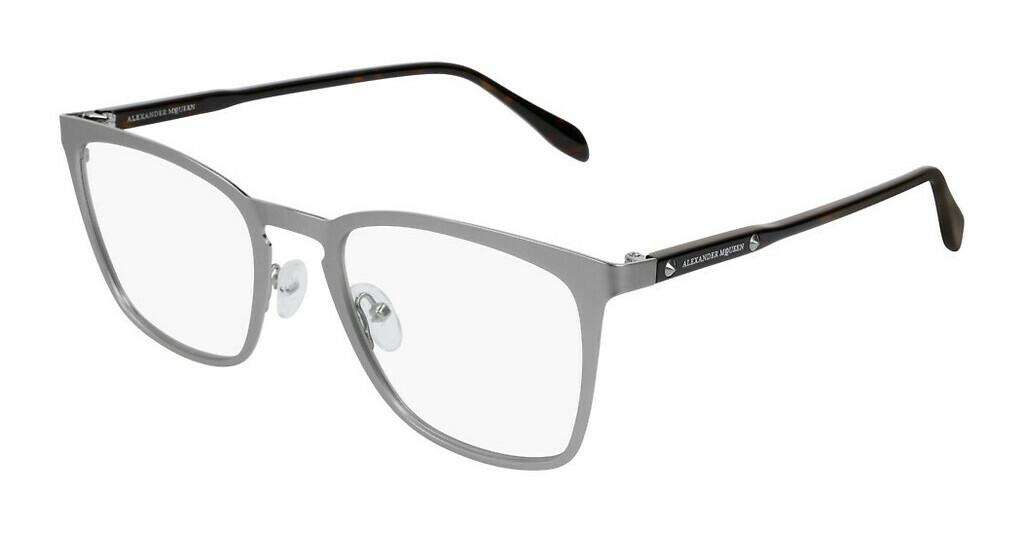 Alexander McQueen   AM0167O 003 RUTHENIUM