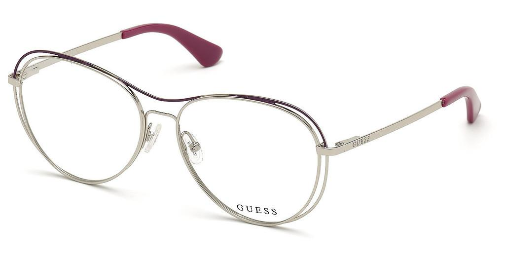 Guess   GU2760 010 nickel/zinn hell glanz