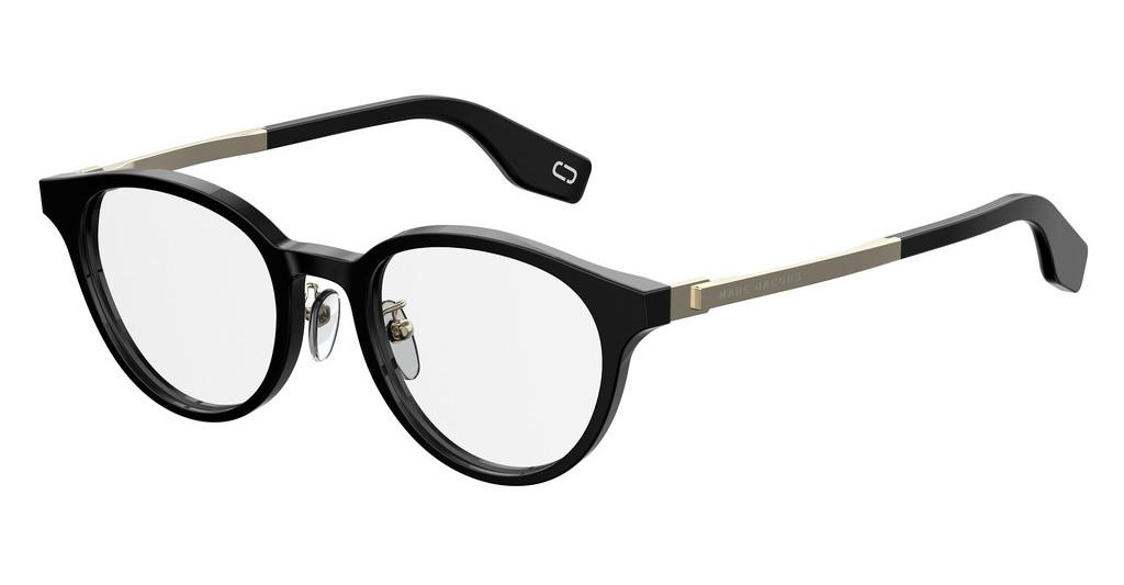 Marc Jacobs   MARC 308/F 807 BLACK