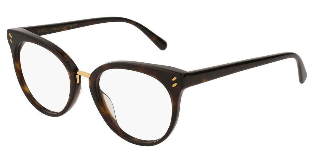 Stella McCartney   SC0090O 002 HAVANA