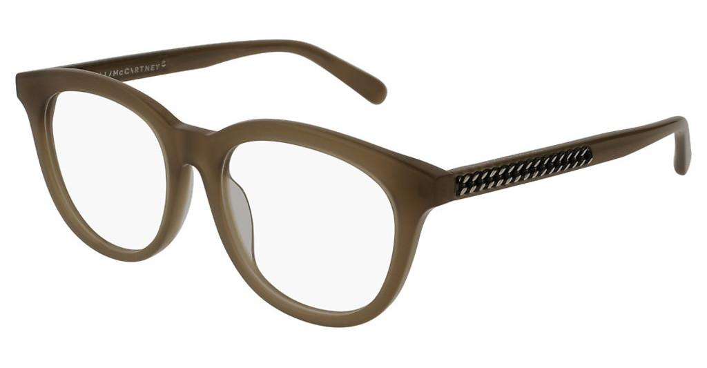 Stella McCartney   SC0098OA 005 BROWN