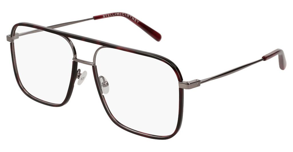 Stella McCartney   SC0124O 004 RUTHENIUM