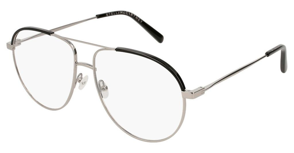 Stella McCartney   SC0125O 003 RUTHENIUM