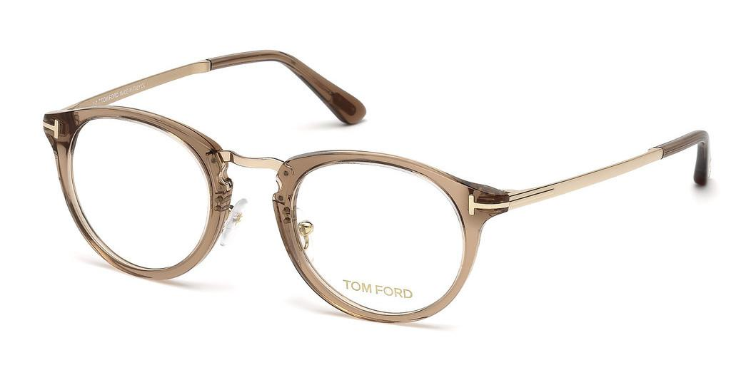 Tom Ford   FT5467 045 braun hell glanz