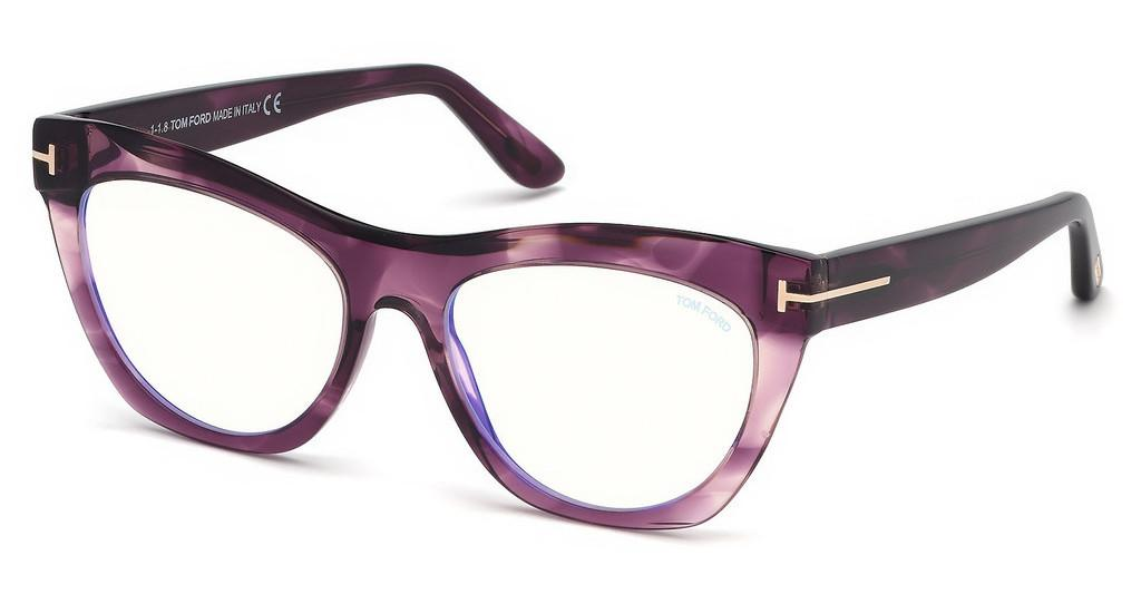 Tom Ford   FT5559-B 055 havanna bunt