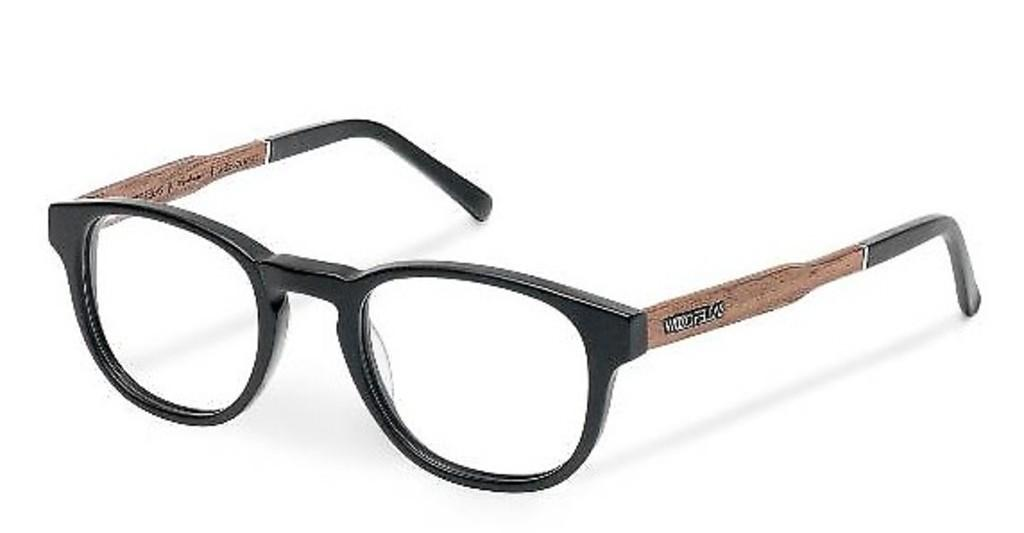 Wood Fellas   10926 walnut/black walnut/black