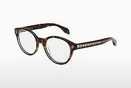 Eyewear Alexander McQueen AM0028O 002 - Brown, Havanna