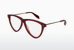 Eyewear Alexander McQueen AM0105O 004 - Red