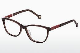 Eyewear Carolina Herrera VHE712 0G73 - Brown, Transparent