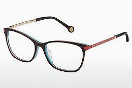 Eyewear Carolina Herrera VHE714 01BA - Blue, Brown