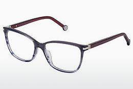 Eyewear Carolina Herrera VHE775 0M63 - Blue, Grey, Havanna