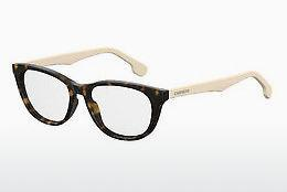 Eyewear Carrera CARRERA 5547/V 086 - Brown, Havanna