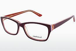 Eyewear Detroit UN526 03 - Red, Wine