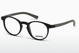Eyewear Diesel DL5177 002 - Black, Matt