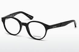 Eyewear Diesel DL5244 001 - Black, Shiny