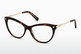 Eyewear Dsquared DQ5195 055 - Multi-coloured, Brown, Havanna