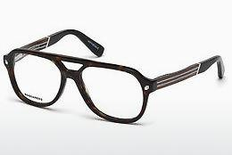 Eyewear Dsquared DQ5229 052 - Brown, Havanna