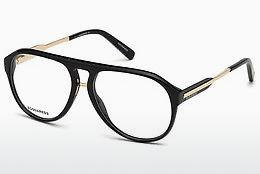 Eyewear Dsquared DQ5242 001 - Black