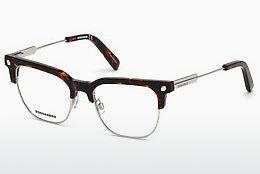 Eyewear Dsquared DQ5243 054 - Havanna, Red