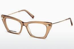 Eyewear Dsquared DQ5245 072 - Gold, Rosa