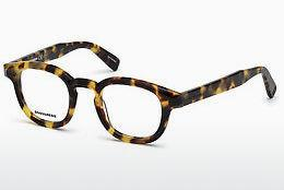 Eyewear Dsquared DQ5246 055 - Multi-coloured, Brown, Havanna