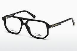Eyewear Dsquared DQ5250 001 - Black