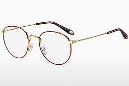 Eyewear Givenchy GV 0072 Y11 - Gold, Red