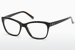 Eyewear Guess GU2541 001 - Black, Shiny