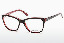 Eyewear Guess GU2541 070 - Burgundy, Bordeaux, Matt