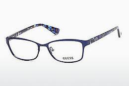 Eyewear Guess GU2548 091 - Blue, Matt