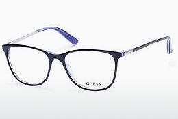 Eyewear Guess GU2566 001 - Black, Shiny