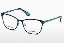 Eyewear Guess GU2638 091 - Blue, Matt