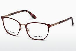 Eyewear Guess GU2659 070 - Burgundy, Bordeaux, Matt
