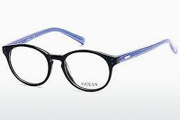 Eyewear Guess GU9160 001 - Black, Shiny