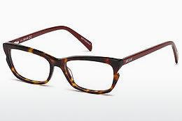 Eyewear Just Cavalli JC0797 054 - Havanna, Red