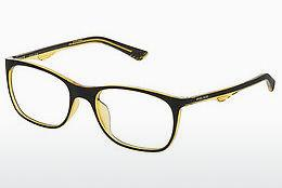 Eyewear Police VK055 D46X - Yellow, Transparent