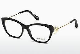 Eyewear Roberto Cavalli RC5051 001 - Black, Shiny