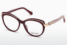 Eyewear Roberto Cavalli RC5077 069 - Burgundy, Bordeaux, Shiny