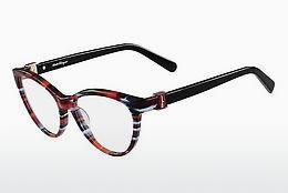 Eyewear Salvatore Ferragamo SF2761 998 - Red, Havanna