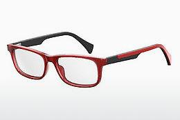 Eyewear Seventh Street S 262 5CN - Red, Orange