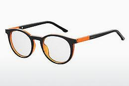 Eyewear Seventh Street S 281 8LZ - Black, Orange