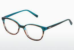 Eyewear Sting VSJ651 0AM7 - Havanna, Blue, Green, Brown