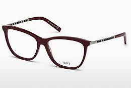 Eyewear Tod's TO5198 069 - Burgundy, Bordeaux, Shiny